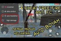 Cheat Free Fire Terbaru Tanpa Root Auto Booyah