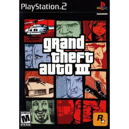 Cheat GTA 3 PS2