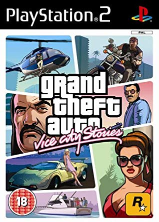 Cheat Vice City Stories PS2