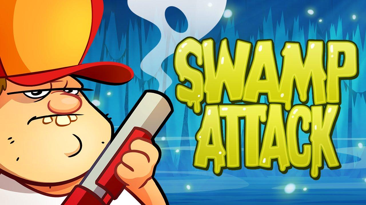 Swamp Attack Cheat Uang Tak Terbatas