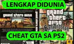 Cheat GTA San Andreas PS2 Terlengkap Di Dunia Baru