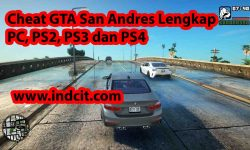 Cheat GTA San Andres Lengkap PC, PS2, PS3 dan PS4