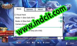 Kumpulan Cheat Mobile Legends Mod Apk Anti Banned