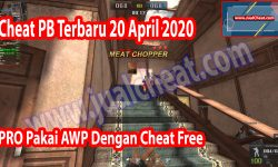 Cheat PB Zepetto 20 April 2020 Anti Program Ilegal