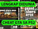 Cheat GTA San Andreas PS2 Terlengkap Di Dunia Baru
