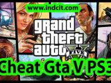 Cheat Gta V PS3 Bahasa Indonesia Terbaru Paling Lengkap