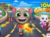 Talking Tom Gold Run Cheat Unlimited Coins